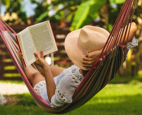 reading recommendations for summer